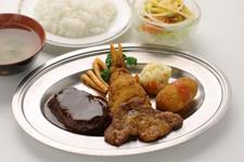 ディナーでも食べられる「ランチ」 1995円