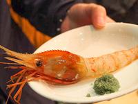 金沢市近江町市場の食べ歩きスイーツ・グルメ・海鮮