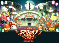 SPOOKY PUMPKIN 2018 〜PURO ALL NIGHT HALLOWEEN PARTY