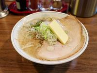バター拉麺 750円(税込)