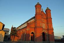 今村天主堂 (今村カトリック教会とも呼ばれます)