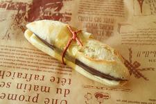 こしあんと発酵バターをサンドした Ann Beurre(こしあん) 210円(税込)