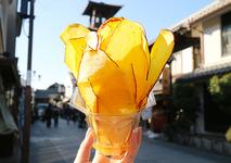 お芋チップス 500円(税込)