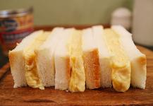 貴婦人の卵サンド 850円(税込)