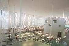 金沢海みらい図書館 館内