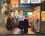 「Santa monica」 外観