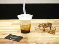 コーヒータピオカ黒糖ミルク 520円(税別)