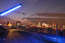 横浜港大さん橋 夜景