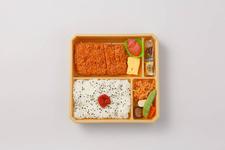 「とんかつ まい泉」の『やわらかヒレかつ弁当』1,078円(税込)
