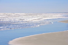 千葉県・九十九里浜にある「片貝海水浴場」