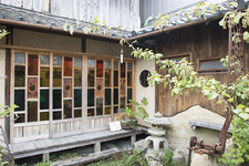 古民家をリノベーションした「器人器人(きときと)」。近鉄奈良駅から徒歩14分。