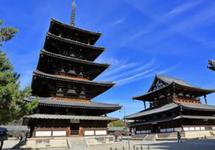 日本最古の五重塔を見に行こう!