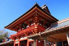 鶴岡八幡宮 本宮(上宮)