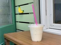 砂糖不使用バナナジュース専門店