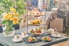 【東京・2020春】桜香る贅沢ティータイム♪名門ホテル・人気カフェで楽しむアフタヌーンティー6選