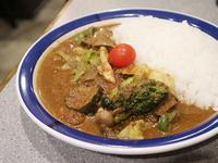 「野菜カリー」 930円(税込)