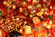 2月上旬に開催される長崎の冬の一大イベント「ランタンフェスティバル」
