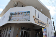 奥武島海産物食堂の外観