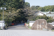 犬山城入口