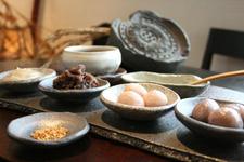 古代米の白玉もち 720円