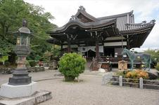 現在の寺院は江戸時代に再建
