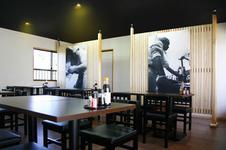 豆富茶屋 林 和モダンな雰囲気が素敵な店内