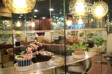 純喫茶 マヅラ 店内
