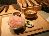 渋谷の行列店「かつお食堂」