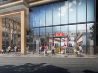 【6月5日新OPEN】原宿の最新スポット「ウィズ 原宿(WITH HARAJUKU)」内に「ユニクロ 原宿店」が登場。ユニクロ史上最も若者受けする新店舗とは?