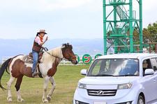 マザー牧場で6月限定の非接触型ドライブスルー動物園を開催