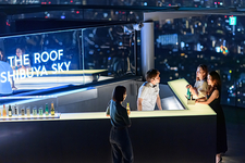 〈新オープン〉絶景「SHIBUYA SKY」に期間限定ルーフトップバー「ザ・ルーフ 渋谷スカイ(THE ROOF SHIBUYA SKY)」が登場!