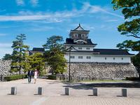 お城周辺は富山城址公園と呼ばれており、市民のオアシス