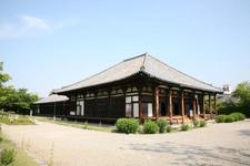日本最古の寺院を起源とする元興寺。