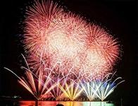 2018年最新の花火大会 全国の珍しい変わった花火の紹介