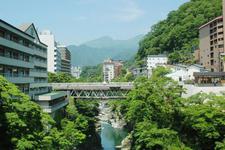 2位 鬼怒川温泉 (栃木県)