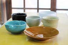 リサ・ラーソンとのコラボ商品は人気アイテムのひとつ。/一号炊き用の土鍋kamacco(かまっこ)。