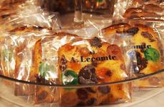 洋酒香る名店のフルーツケーキ