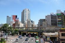 から 飯田橋 駅 ここ