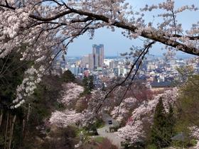卯辰山公園