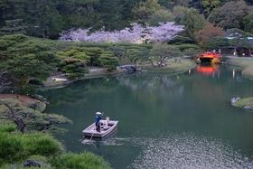 Special Place of Scenic Beauty Ritsurin Garden
