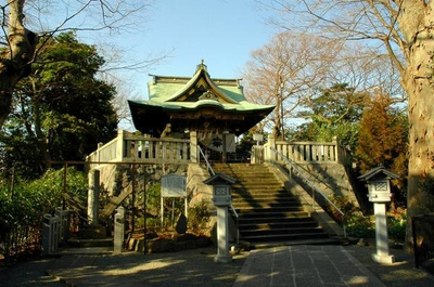 白旗神社 image