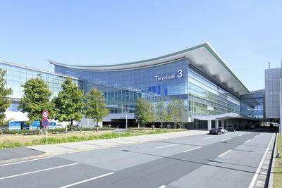 羽田空港国際線旅客ターミナル image