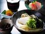 【選べる朝食】本場のコシのある香川スタイルの朝食「讃岐うどん定食」はいかがですか?