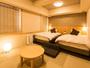 ★和洋室 30平米 ベッドサイズ120cm×205cm+畳スペース4.5畳