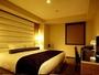 当ホテル最大の200cm幅ベッドをご用意した、ABENOシティエグゼクティブダブル
