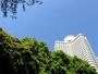 ★地上40階・144mの高層ホテル、ガーデンタワー