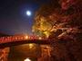 神橋 秋の景色