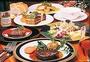世界3大珍味付のフルコースディナー