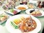 手間を惜しまず丁寧に作り上げる夕食☆会津指定米コシヒカリ使用