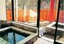 オープンしたての露天風呂は眺望も◎